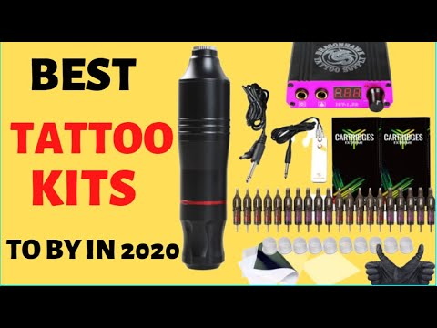 The Top 3 Best Tattoo Kits To Buy In 2020 | BXT REVIEWS