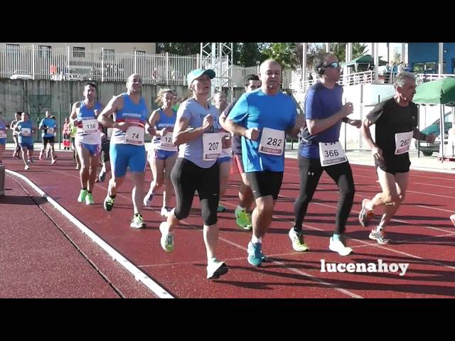 Vídeo Noticia: XVII Carrera Popular 'Ciudad de Lucena'