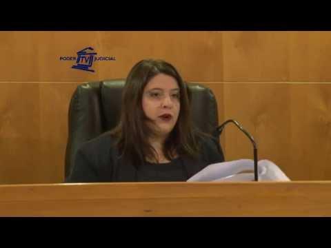Juicio de Diego Vera, por conducción en estado de ebriedad causando muerte de relator de CDF (1)