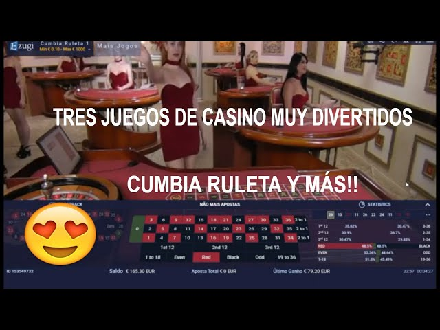 Tres juegos de Casinos muy divertidos en el Casino Copa 🔥 Cumbia Ruleta / Dream Catcher y Mega Ball