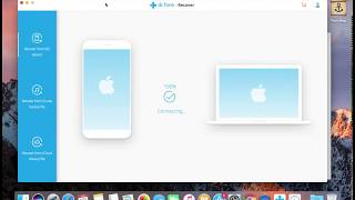 Complete recovery software for iOS