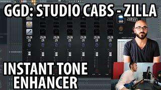 INSTANT GUITAR TONE ENHANCER - GGD Zilla Cabs DEMO