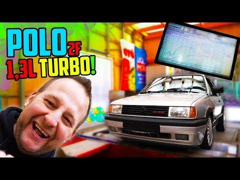 Da kommt BOOST rein! -  VW Polo 1,3l TURBO! - Die Eingangsmessung!