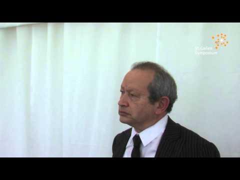 Naguib Sawiris - 43th St. Gallen Symposium