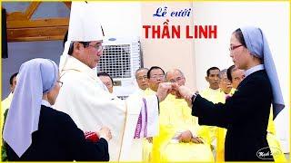 Nghi thức Tuyên Khấn trọn đời - Dòng Trinh Vương Bùi Môn 2018
