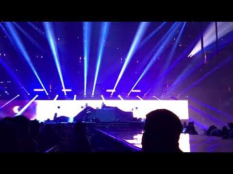 Nav- Hit (Live from the Honda Center, Anaheim Ca. )