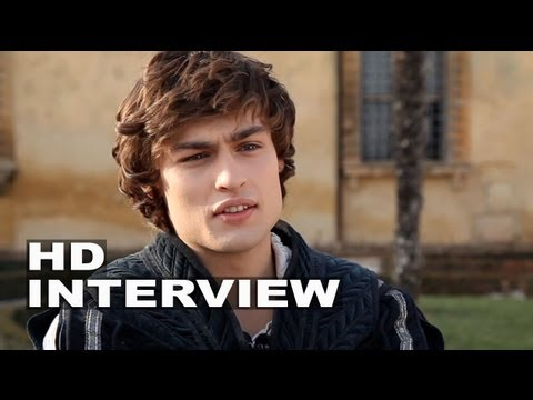 "Romeo and Juliet: Douglas Booth ""Romeo"" On Set Movie ..."