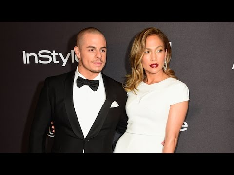 Jennifer Lopez Admits She and Casper Smart Have Broken Up, but She Doesn't Seem to Mind!