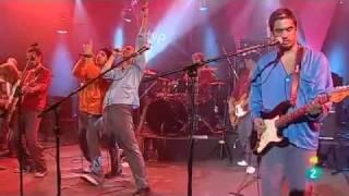 Bersuit // Porteño de Ley - En vivo en TVE (España) 2011