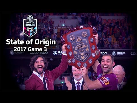 State of Origin 2017 - The Decider - NSW v QLD