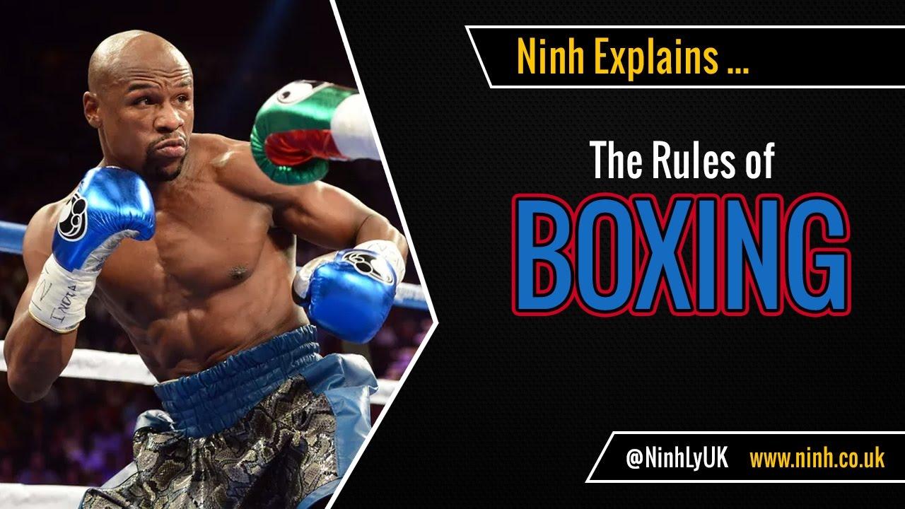Regeln Boxen