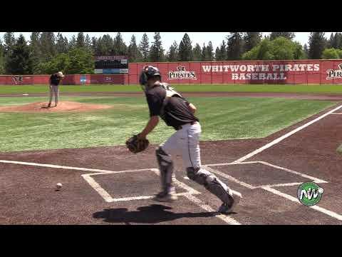 Jeter Schuerman - PEC - RHP - Mt. Spokane HS (WA) - June 26, 2019
