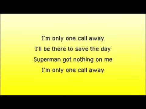 Download One Call Away By Charlie Putt