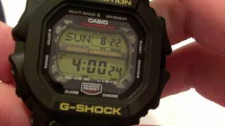 Casio G-Shock GXW-56 Videio Watch Review: The Biggest G-Shock Ever