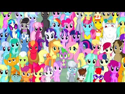 Todas Las Canciones de My Little Pony: Temporada 5 ESPAÑOL