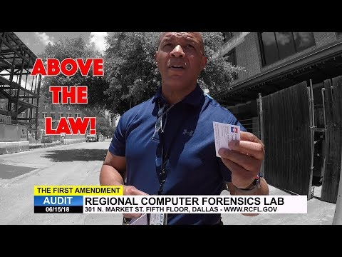 Regional Computer Forensics Lab  Officer Commits Misdemeanor