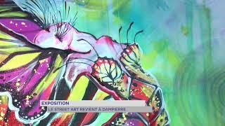 Street Art : une nouvelle exposition consacre le phénomène à Dampierre