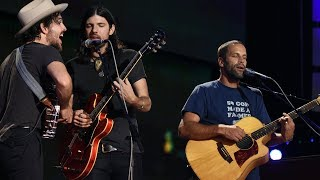 Jack Johnson with The Avett Brothers - Better Toge