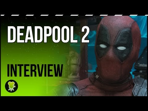 Ryan Reynolds and Josh Brolin at the 'Deadpool 2' press meeting in Spain