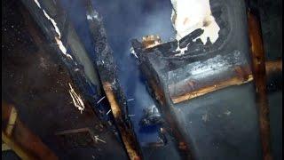 Новый пожар произошел в жилом комплексе «Солнечный город».MestoproTV(В жилом комплексе «Солнечный город», где в субботу утром горел трёхэтажный дом, снова вспыхнул пожар, сообщ..., 2015-05-05T06:31:25.000Z)