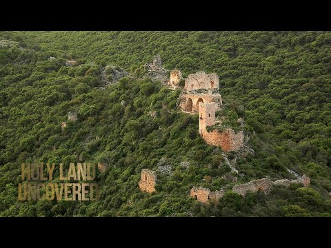 Montfort: the Historic Crusader Castle in Northern Israel