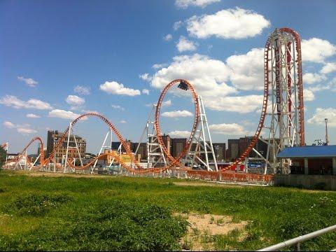Coney Island tour featuring Luna Park, Deno