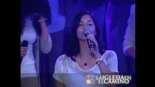 """Gloria en lo Alto""-Nicole Garcia (Christine D"