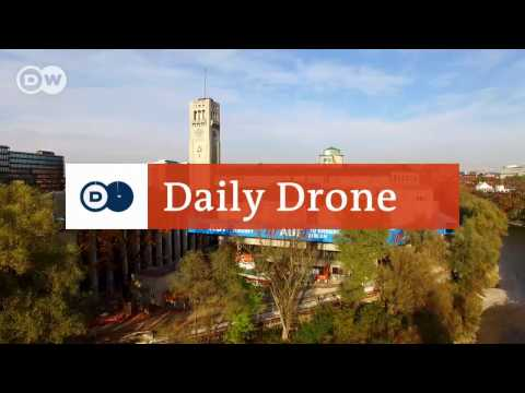 #DailyDrone: Deutsches Museum