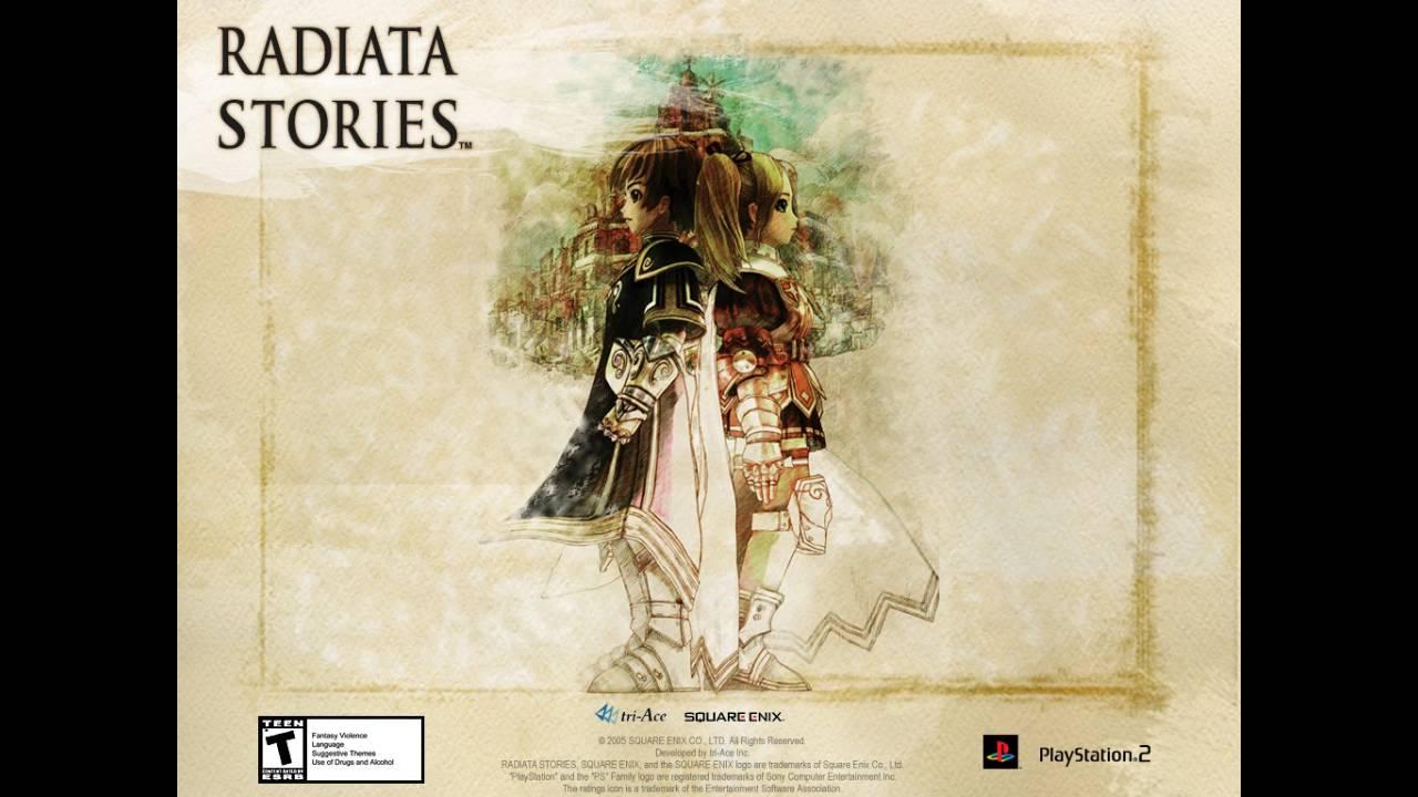 radiata stories soundtrack
