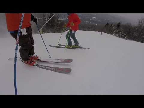 caf3661aee 2019 Ski Test - Atomic Vantage 86 C - YouTube