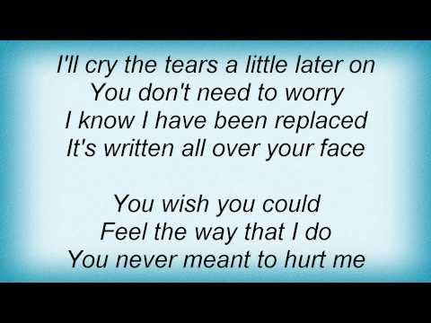 Dean Geyer - Written All Over Your Face Lyrics