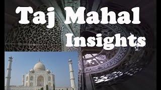 Taj Mahal   Inside View   Grave