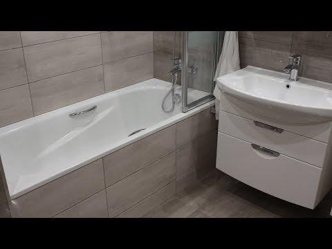 Ванная комната с перепланировкой/Чешка/ Стоимость ремонта на 2018г ПОДРОБНО!!!