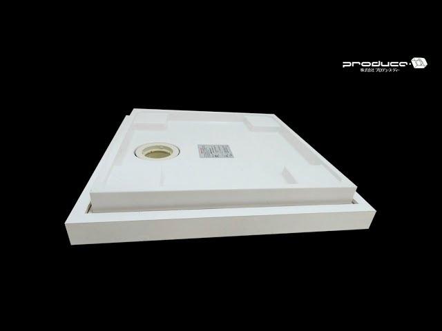 【HD】洗濯機振動・騒音抑制置台『 とめーる君  』
