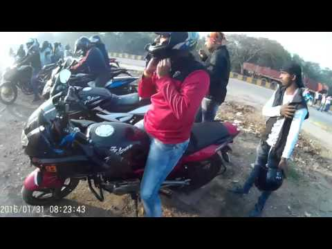 Ride for RTO Road Safety Rally 2016
