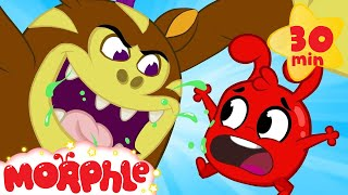 Monster Camping Trip - My Magic Pet Morphle | Cartoons For Kids | Morphle TV | BRAND NEW Video