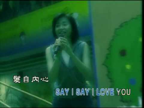 Say you love me - Evelyn Tan