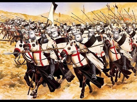 ASMR - History of the Knights Templar