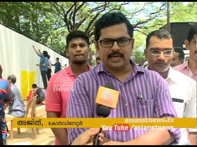 Wide Canvas campaign against Drugs by Excise Officials at Palakkad