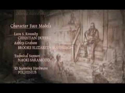 Credits - Resident Evil 4