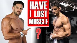 DID I LOSE MUSCLE? | Raw & Honest | DO THIS To STOP Xmas Fat Gains!