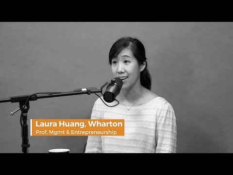 QUICK TAKE: Wharton prof entrepreneurship Laura Huang on gut feel in angel investing, biases & hacks