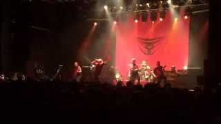 While She Sleeps live at The Forum 30/4/15: This is the 6