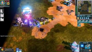Command & Conquer - Red Alert 3 - Skirmish Gameplay