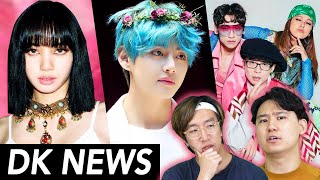 Blackpink & selena gomez collab or maybe not... bts launches new reality show called 'into the soop' and is ssak3 hurting kpop? support us patreon: https://w...
