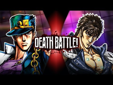 Death Battle Jotaro VS Kenshiro Prediction