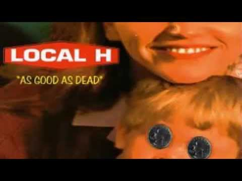 Local H   Bound For The Floor (HQ Audio)