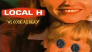 Local H - Bound For The Floor (HQ Audio)