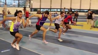 60m Haies – Serie 1 – ESM – Championnat 92 & 78 Indoor 03/12/2017 – Eaubonne