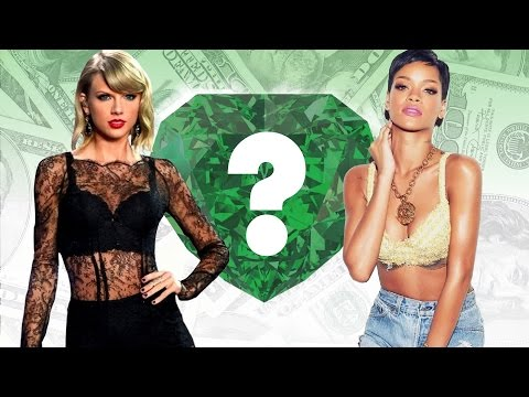 WHO'S RICHER? - Taylor Swift Or Rihanna? - Net Worth Revealed! (2016)